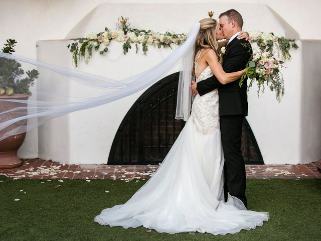 Eric and Anna's Wedding in San Clemente, California 133