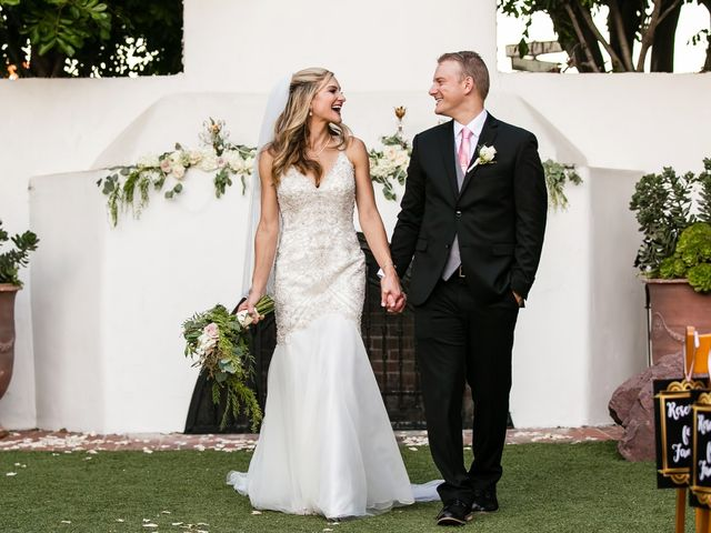 Eric and Anna's Wedding in San Clemente, California 134