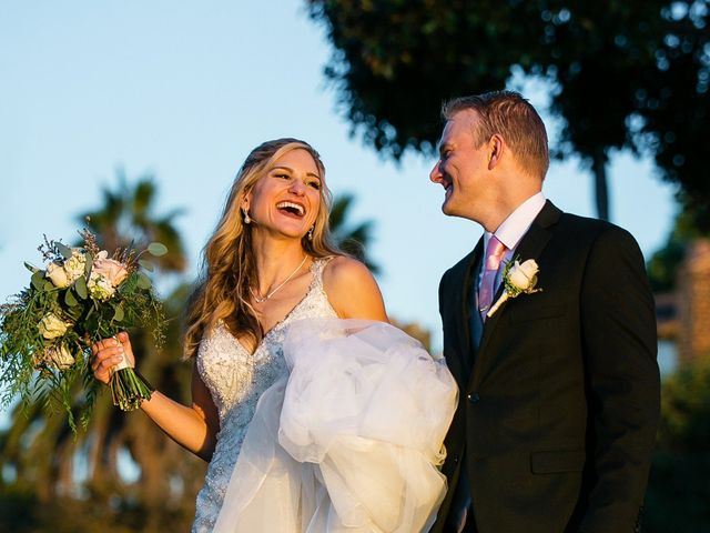 Eric and Anna's Wedding in San Clemente, California 136