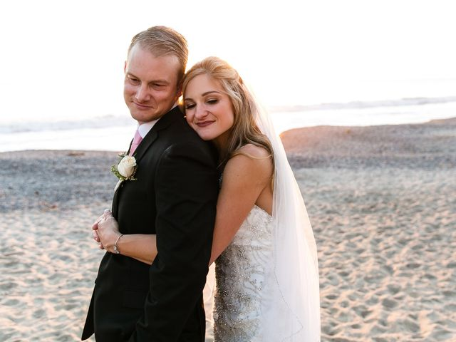 Eric and Anna's Wedding in San Clemente, California 139