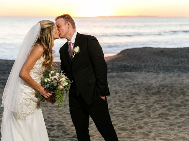 Eric and Anna's Wedding in San Clemente, California 140