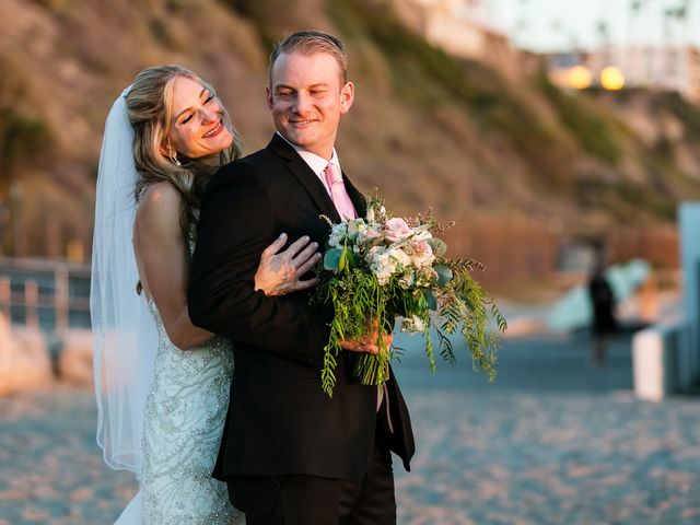 Eric and Anna's Wedding in San Clemente, California 141