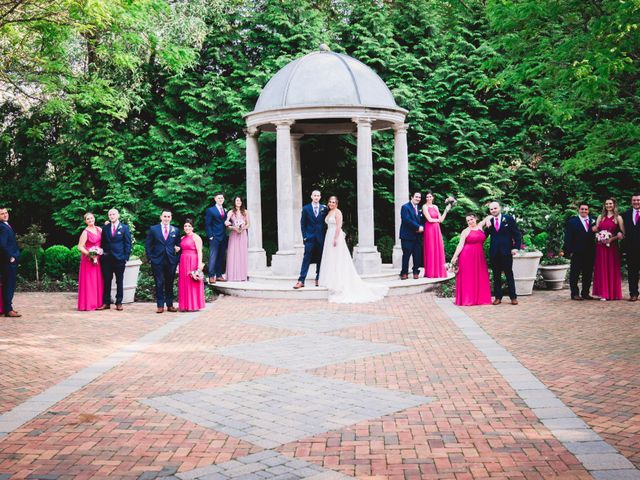 Tom and Christina's Wedding in Westwood, New Jersey 1