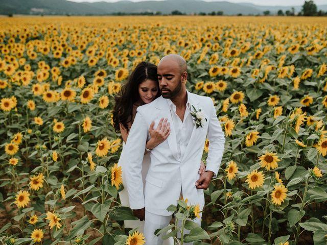 The wedding of Surryia and Joseph