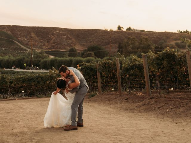 Garrick and Brittany's Wedding in Temecula, California 6
