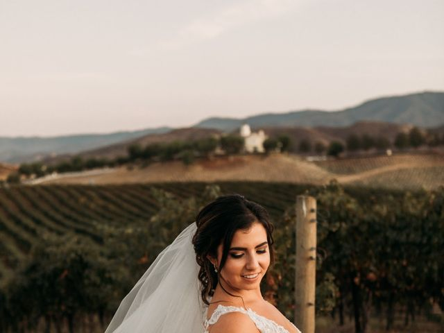 Garrick and Brittany's Wedding in Temecula, California 8
