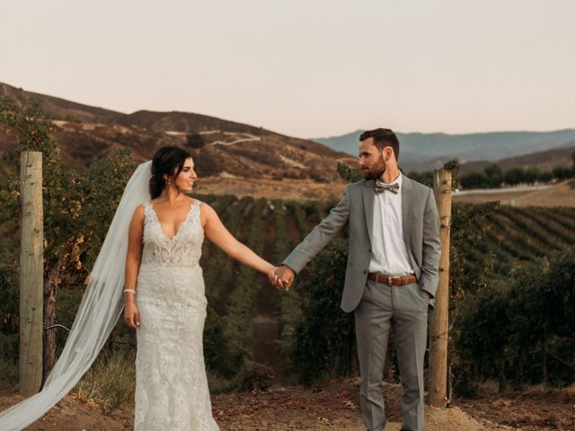 Garrick and Brittany's Wedding in Temecula, California 10