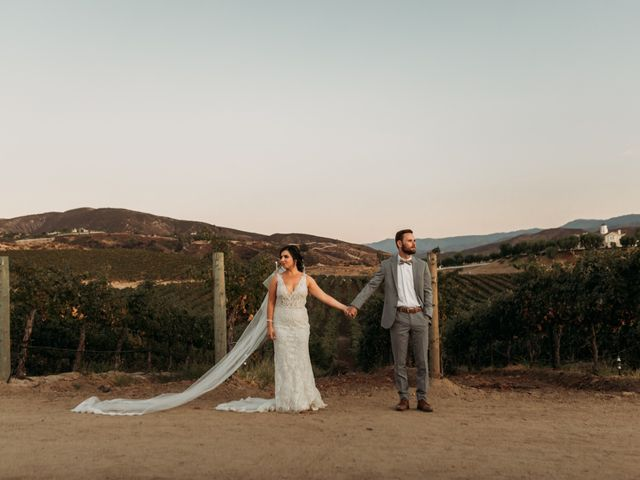 Garrick and Brittany's Wedding in Temecula, California 11