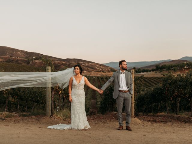 Garrick and Brittany's Wedding in Temecula, California 1