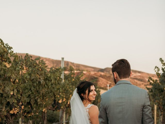 Garrick and Brittany's Wedding in Temecula, California 12