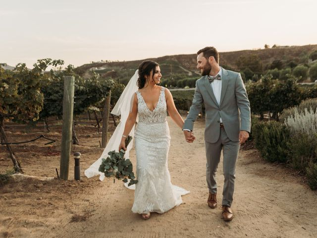Garrick and Brittany's Wedding in Temecula, California 13