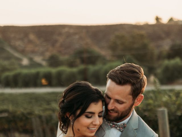 Garrick and Brittany's Wedding in Temecula, California 14