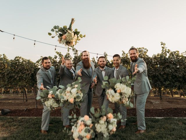 Garrick and Brittany's Wedding in Temecula, California 20