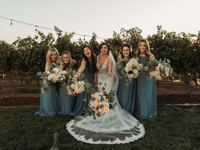Garrick and Brittany's Wedding in Temecula, California 23