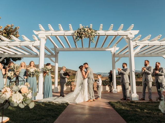 Garrick and Brittany's Wedding in Temecula, California 27