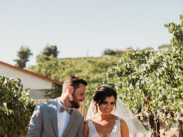 Garrick and Brittany's Wedding in Temecula, California 30