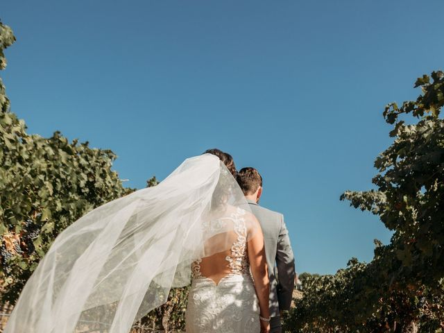 Garrick and Brittany's Wedding in Temecula, California 37