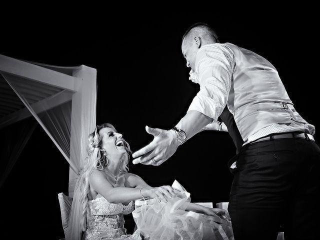 Ben and Lona's Wedding in Playa del Carmen, Mexico 2