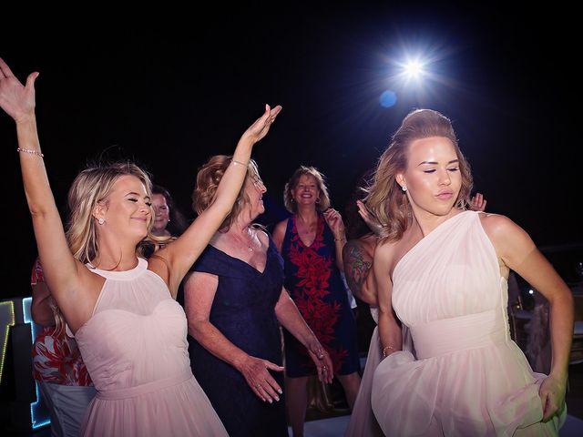 Ben and Lona's Wedding in Playa del Carmen, Mexico 12