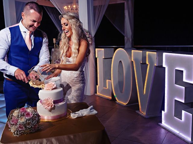 Ben and Lona's Wedding in Playa del Carmen, Mexico 15