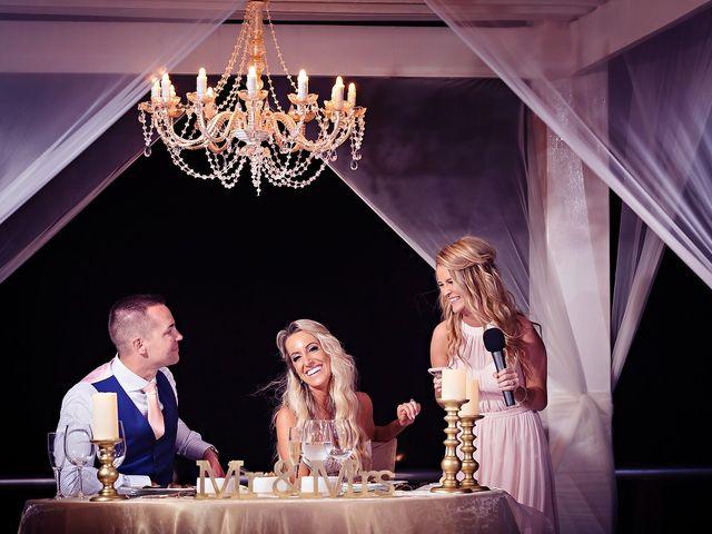 Ben and Lona's Wedding in Playa del Carmen, Mexico 17