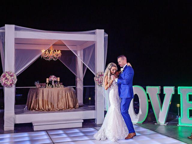 Ben and Lona's Wedding in Playa del Carmen, Mexico 18