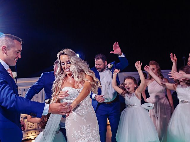 Ben and Lona's Wedding in Playa del Carmen, Mexico 19