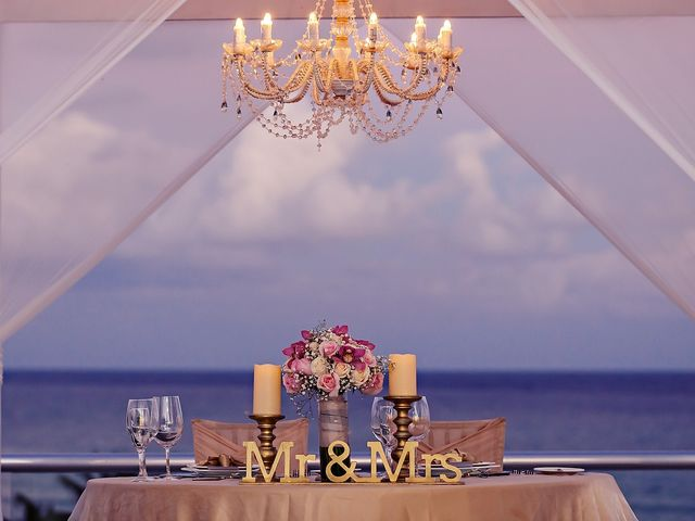 Ben and Lona's Wedding in Playa del Carmen, Mexico 21