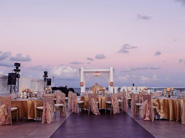 Ben and Lona's Wedding in Playa del Carmen, Mexico 23