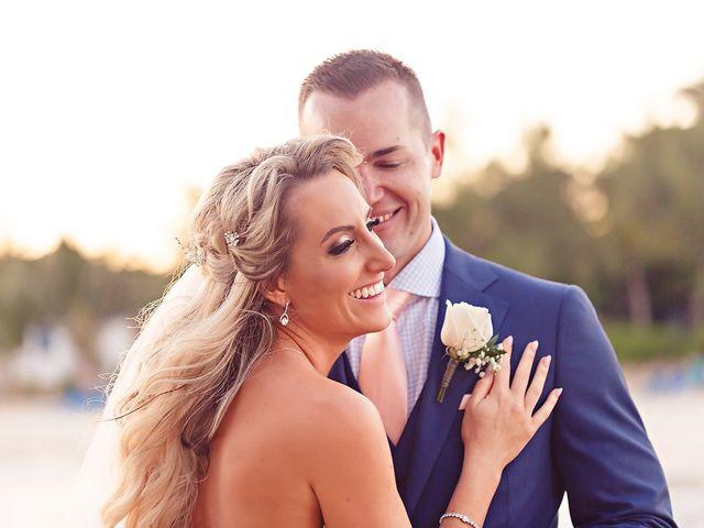 Ben and Lona's Wedding in Playa del Carmen, Mexico 30