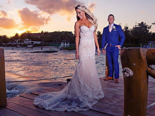 Ben and Lona's Wedding in Playa del Carmen, Mexico 31