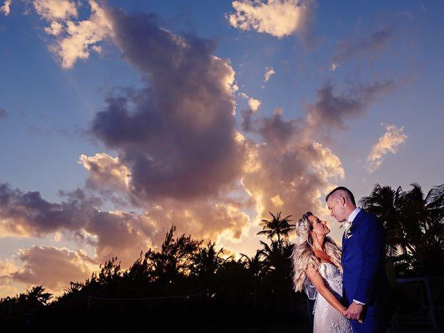 Ben and Lona's Wedding in Playa del Carmen, Mexico 33