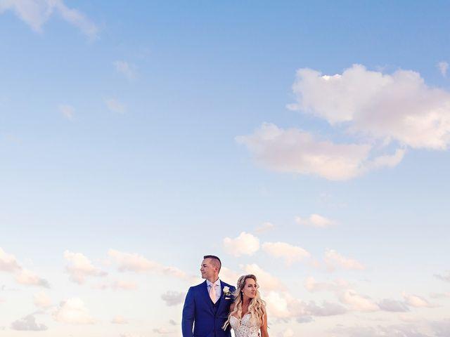 Ben and Lona's Wedding in Playa del Carmen, Mexico 34