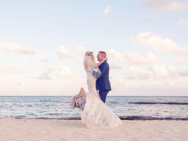 Ben and Lona's Wedding in Playa del Carmen, Mexico 35