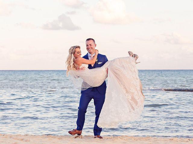 Ben and Lona's Wedding in Playa del Carmen, Mexico 36