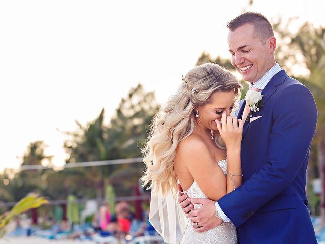 Ben and Lona's Wedding in Playa del Carmen, Mexico 43