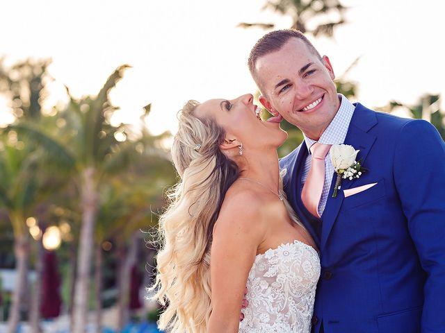 Ben and Lona's Wedding in Playa del Carmen, Mexico 44