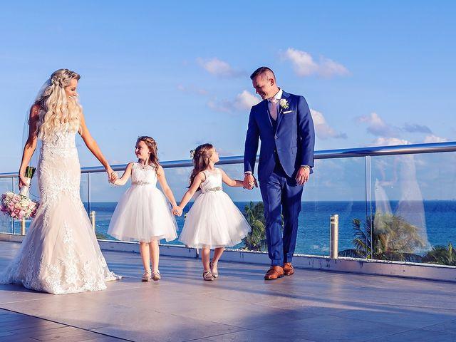 Ben and Lona's Wedding in Playa del Carmen, Mexico 46