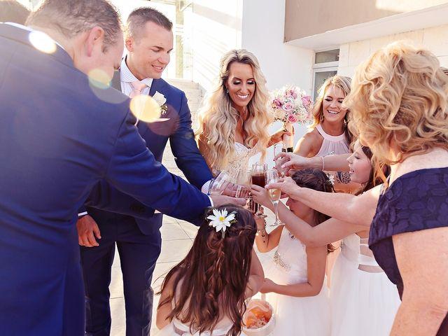Ben and Lona's Wedding in Playa del Carmen, Mexico 47