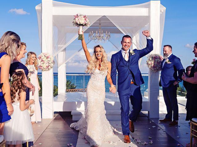 Ben and Lona's Wedding in Playa del Carmen, Mexico 48
