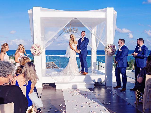 Ben and Lona's Wedding in Playa del Carmen, Mexico 49