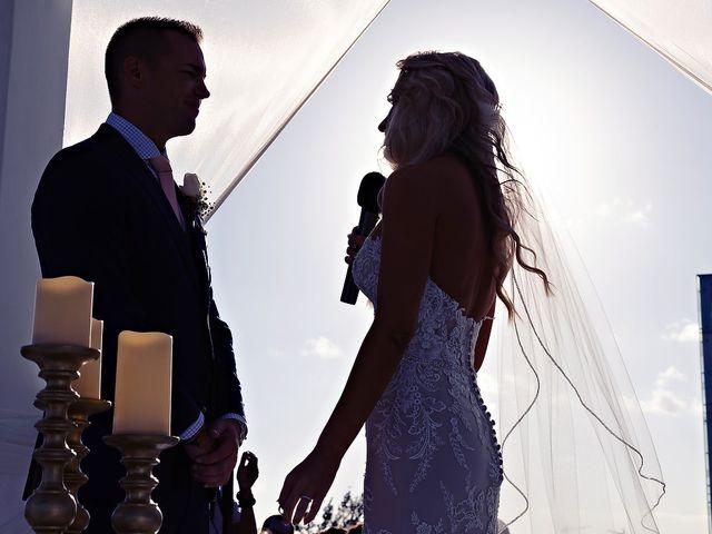 Ben and Lona's Wedding in Playa del Carmen, Mexico 50
