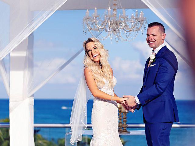 Ben and Lona's Wedding in Playa del Carmen, Mexico 53