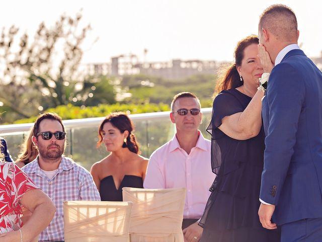 Ben and Lona's Wedding in Playa del Carmen, Mexico 56