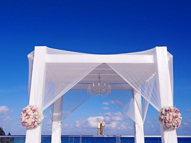 Ben and Lona's Wedding in Playa del Carmen, Mexico 59