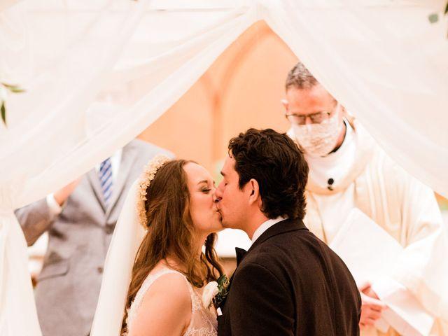 John and Rebecca's Wedding in Chicago, Illinois 15