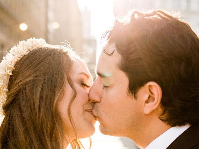 John and Rebecca's Wedding in Chicago, Illinois 17
