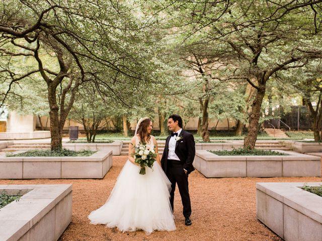 John and Rebecca's Wedding in Chicago, Illinois 1