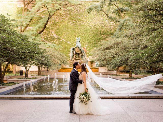 John and Rebecca's Wedding in Chicago, Illinois 20