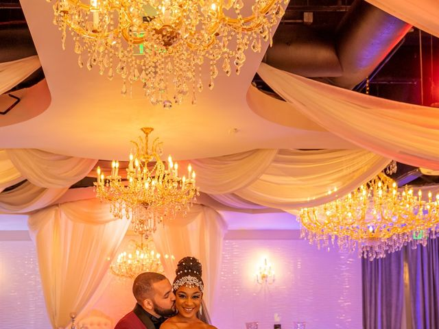 Shanel and Shawn's Wedding in Fort Lauderdale, Florida 7